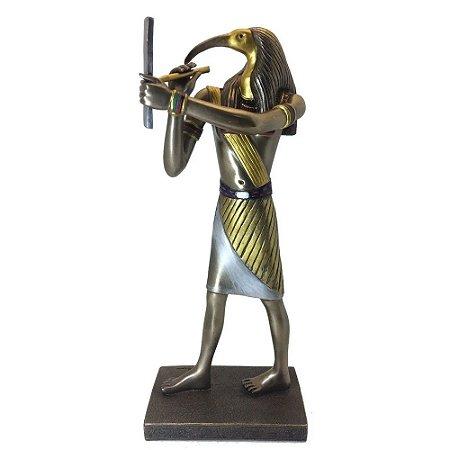 Estátua Thoth Íbis Deus Egípcio