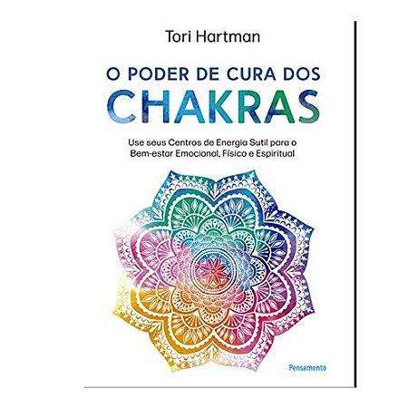 Livro - O Poder de Cura dos Chakras