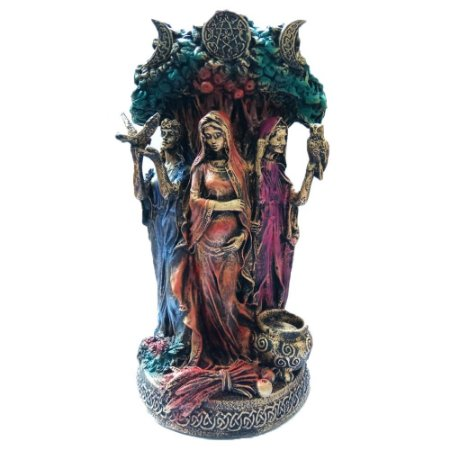 Estátua Deusa Tríplice