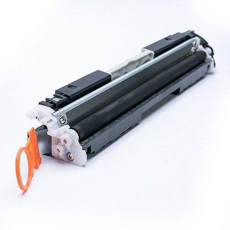 Toner Compatível Hp CE310A 310A 126A Preto Black | CP1020 CP1020WN CP1025 M175A | 1.2k Byqualy