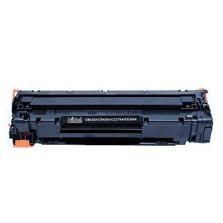 Toner Compatível Com Hp CB436A 436A 36A | P1505 M1120 M1522 P1505N M1522N M1522NF | Printech 2k