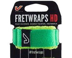 Fretwrap GruvGear Verde para Baixo de 6 Cordas (Grande)
