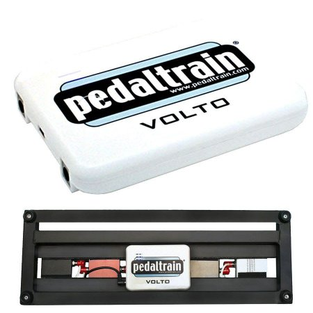 Fonte Wireless Pedal Train VOLTO para Pedalboard