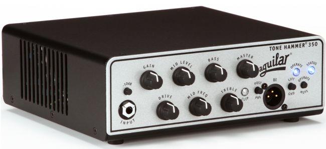 Amplificador Cabeçote Tone Hammer AGUILAR TH350