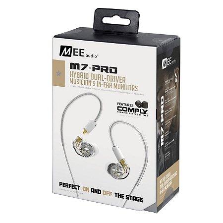 Fone In-ear M7pro- Monitor InEar Profissioinal mee audio