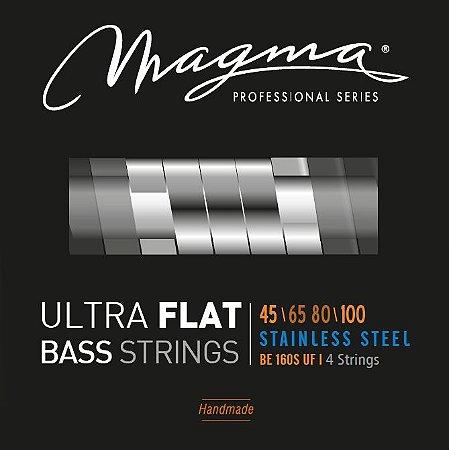 Encordoamento MAGMA ULTRA FLAT Baixo 4 Cordas