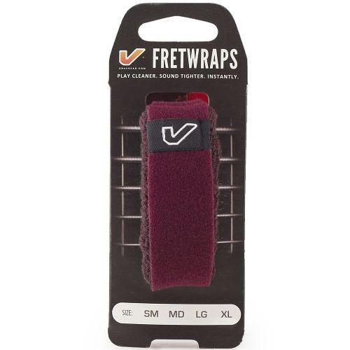 Fretwrap GruvGear Vinho para Baixo de 5 Cordas (Médio)