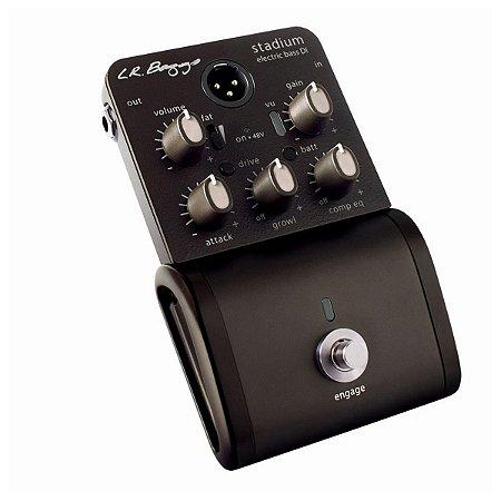Pedal LR BAGGS Stadium DI - pedal Para Baixo Direct Com Equalizador