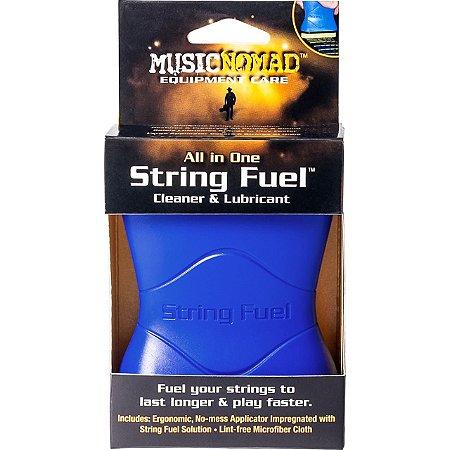 Limpador De Cordas String Fuel - Music Nomad Importado EUA