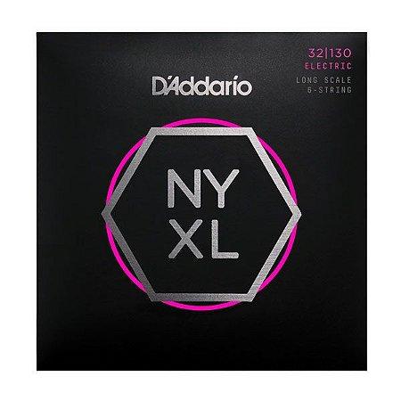 Encordoamento para Baixo D'Addario NYXL 6C - A linha Premium da Daddario !