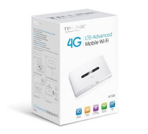 Roteador 4g Lte Wireless Tp-link M7300