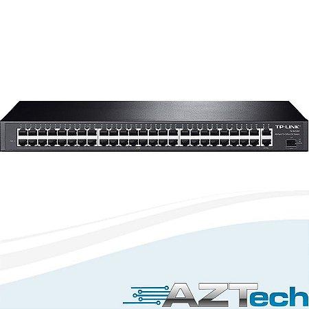 Switch 48 Portas Tl-sl1351 1p Sfp+3 Portas Gigabit Tp-link