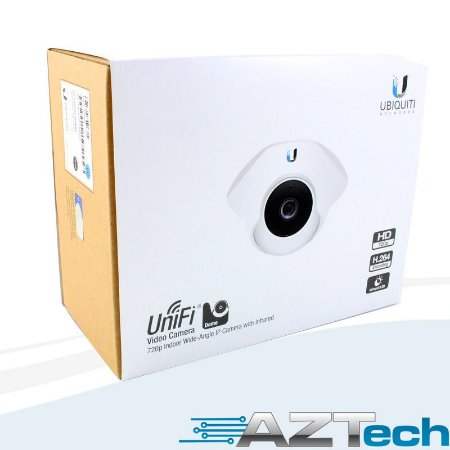 Câmera Ip Ubiquiti Uvc-dome-br Unifi Video Câmera Infra-vermelho