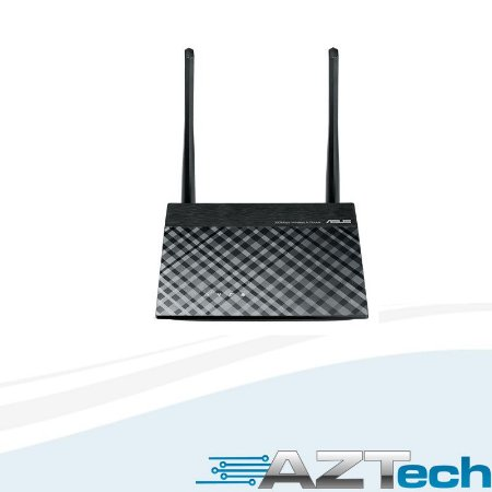Roteador Asus Rt-n300 300mbps 2 Antenas 5dbi Wps