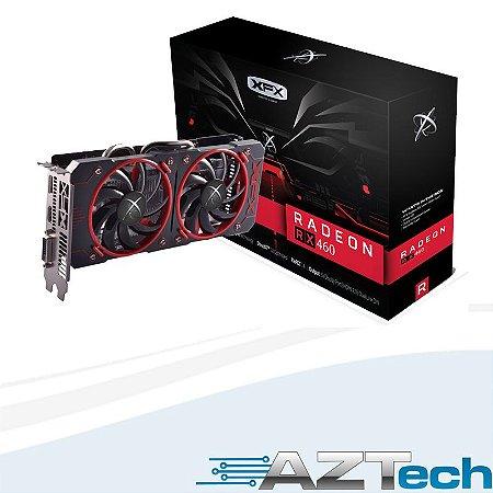 Placa De Vídeo Radeon Rx 460 2gb Ddr5 Xfx Rx-460p2dfg5