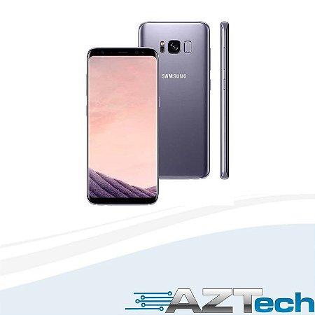 """Smartphone Samsung Galaxy S8 Dual Chip Ametista com 64GB, Tela 5.8"""", Android 7.0, 4G, Câmera 12MP e Octa-Core"""