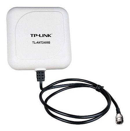 Antena Direcional Externa De 2.4ghz 9 Dbi Tplink Tl-ant2409b