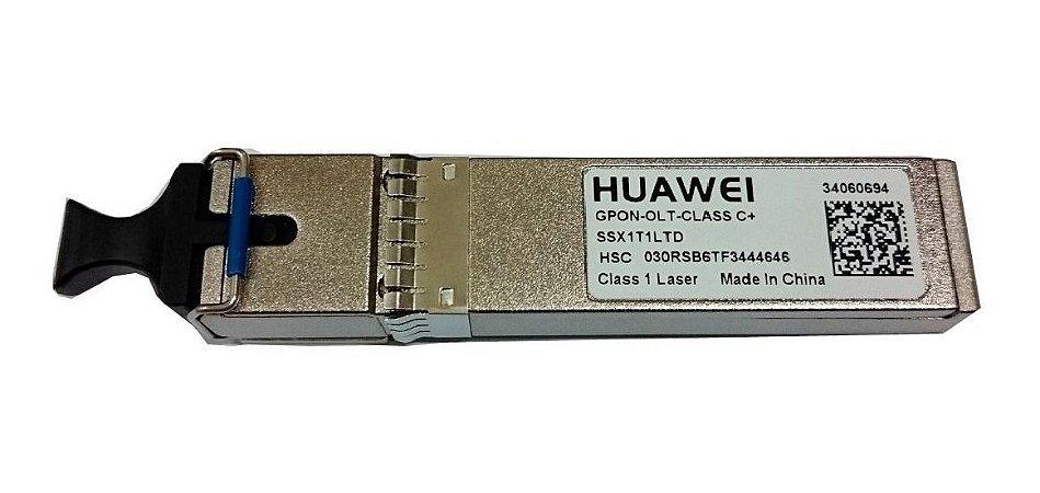 Gbic Sfp Huawei Gpon Olt C+ Sc Gpbd Gpfd 1490/1310nm