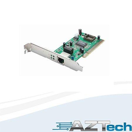 Placa De Rede Adaptador Pci Gigabit Ethernet Dge-528t D-link