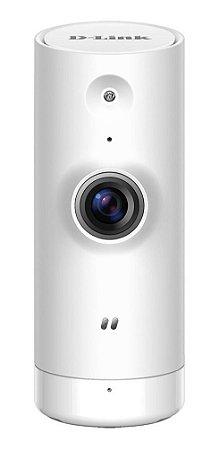 Mini Câmera Ip Hd Wifi Dcs 8000lh Visão Noturna D-link