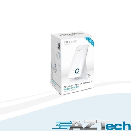 Extensor De Alcance Universal Wifi 300mbps Repetidor Wa850re