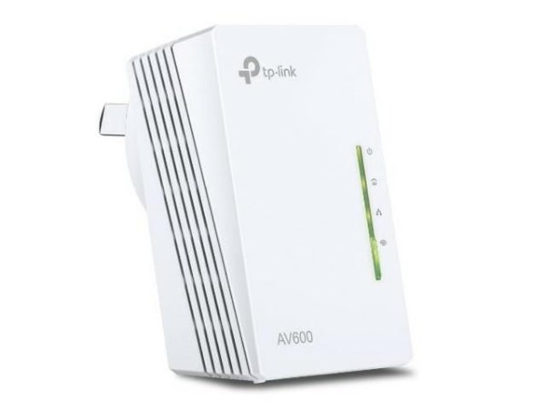 Adaptador Powerline AV600 Repetidor WiFi 300MB/s TP-Link TL-WPA4220 Avulso