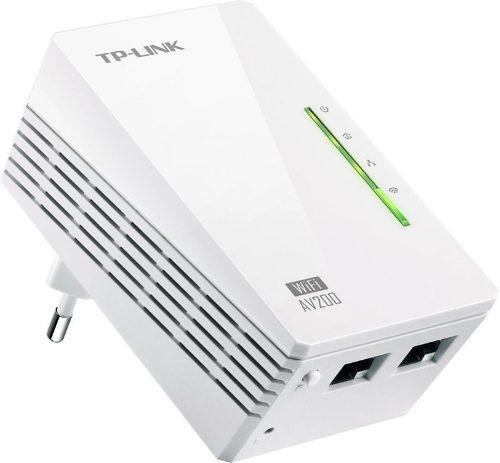 Tp-link Tl-wpa2220 Powerline Extensor Ethernet 300mbps Avulso