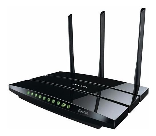 Roteador Wireless Gigabit Dual Band Tp-link Archer C7 Ver 2.0 Ac1750