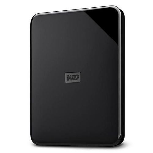 "HD Externo de 2TB WD Elements SE WDBJRT0020BBK-WESN 2.5"" USB 3.0"