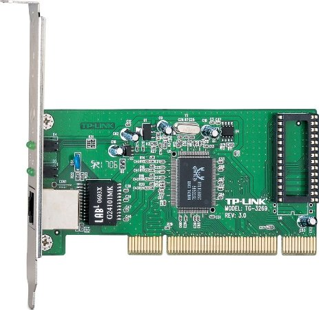 Placa De Rede Pci Tp-link Tg-3269 Gigabit