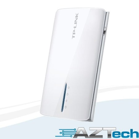 Roteador Wireless 3G/4G com Bateria Portátil TL-MR3040