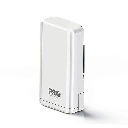 Rádio 2.4GHz Wireless Station CPE 2.4Ghz externo/outdoor – PQWS-2412 (equivalente Ubiquiti Nanostation M2/Loco M2)