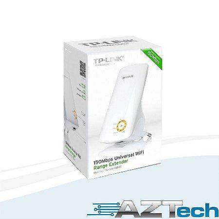 Extensor De Alcance Universal Wifi 150mbps Tp-link Wa750re