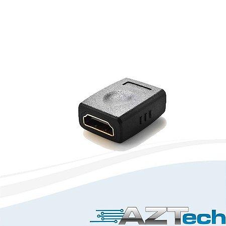 Adaptador Emenda HDMI F x HDMI F - Empire