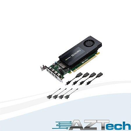 Placa De Video Nvidia Pny Quadro K1200 4gb Ddr5 128bits