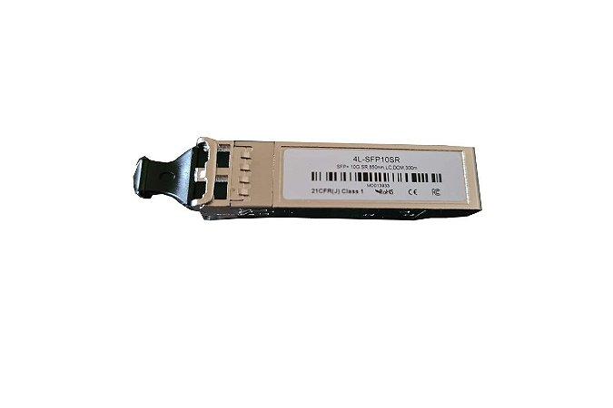 Transceptor Ótico Gbic 10g Multimodo Lc 300m Cisco Hp Datacom