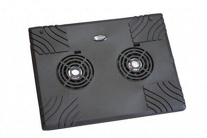 Base Refrigerada Com 2 Coolers P/ Note De 12 A 17 Xconcept