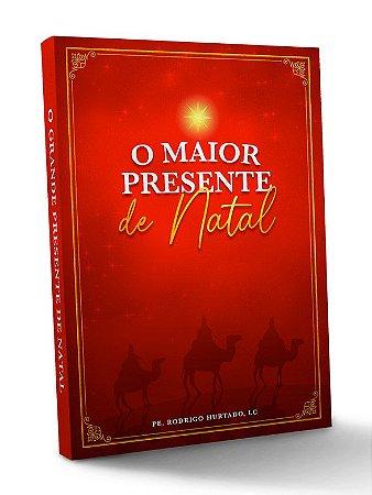 Livro O maior presente de Natal