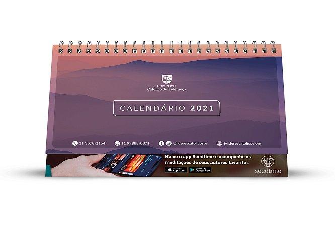 Calendário Instituto Católico 2021