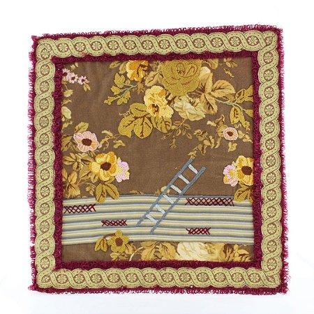Bandeira Flores - coleção Imperatriz
