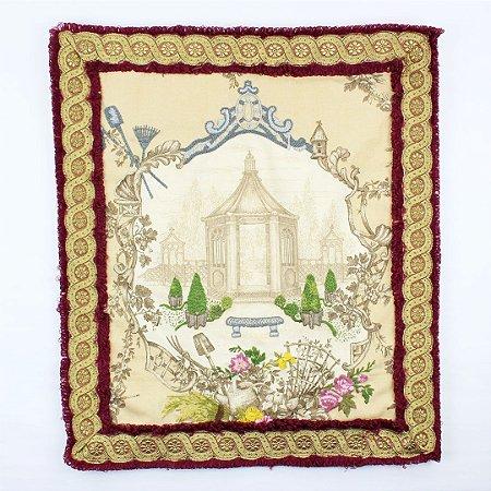 Bandeira Igreja - coleção Imperatriz