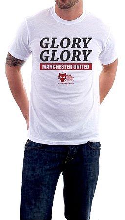 Camiseta Glory Glory - Masculina
