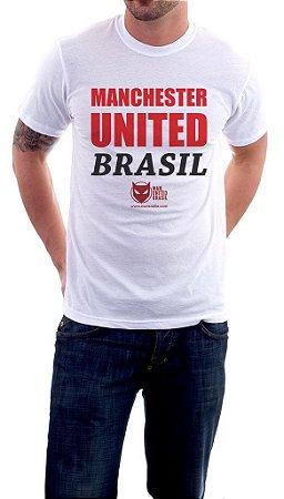 Camiseta Man. United Brasil - Masculina