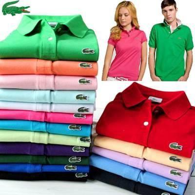7042f8a750019 Kit 3 Camisas polo Lacoste Masculina Promoção - Surikate