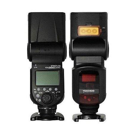 Flash Yongnuo YN968 EX RT para Canon