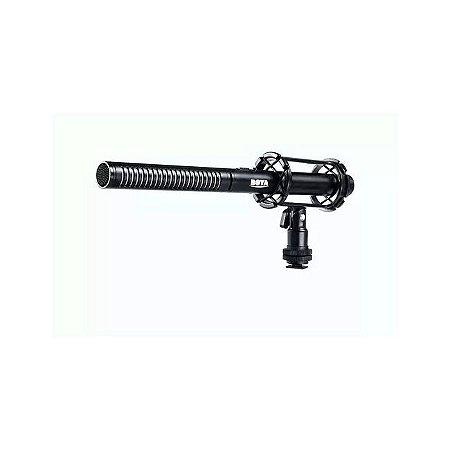 Microfone Shotgun Direcional Boya BY-PVM1000