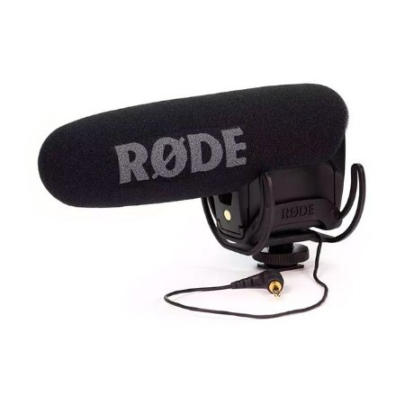 Microfone Videomic Pro Rycote Onboard Rode