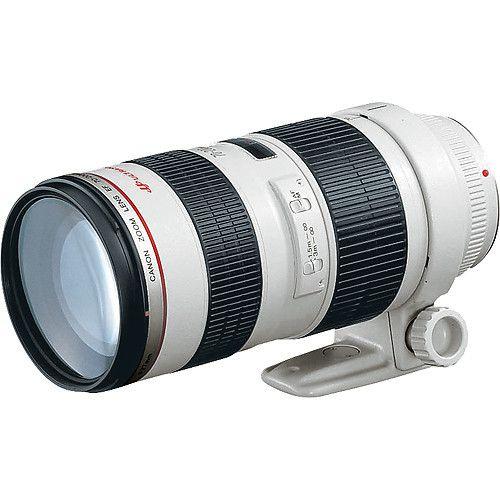 Lente Canon EF70-200MM F/2.8L USM