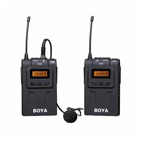 Microfone de Lapela Boya BY-WM6
