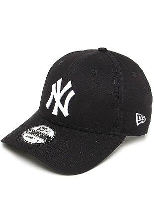 Boné New Era Snapback New York Yankees Preto - Revolution Dark fa00f926c42